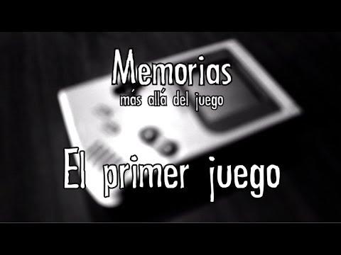 Memorias: más allá del juego - El primer juego