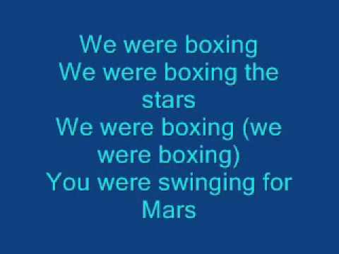 Dark Blue by Jacks Mannequin (w/ lyrics)