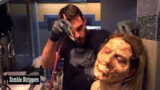 Sexy Zombie Stripper Prank! 1