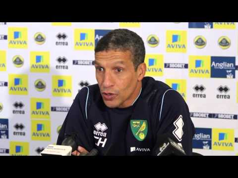 UPDATE: Chris Hughton on Potential Transfer Plans