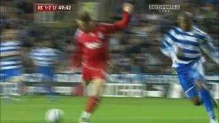Fernando Torres - Hat-trick vs Reading 07/08