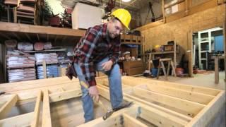 Floor Framing Part 9: Blocking, Cripples, and Joist Hangers