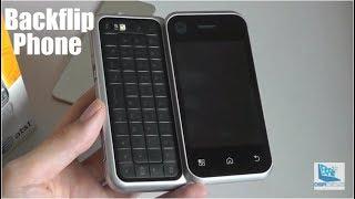 Throwback: Motorola Backflip - Unique Android Smartphone