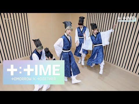 Download  T:TIME Happy Chuseok with '푸른 감귤맛 탄산음료' - TXT 투모로우바이투게더 Gratis, download lagu terbaru