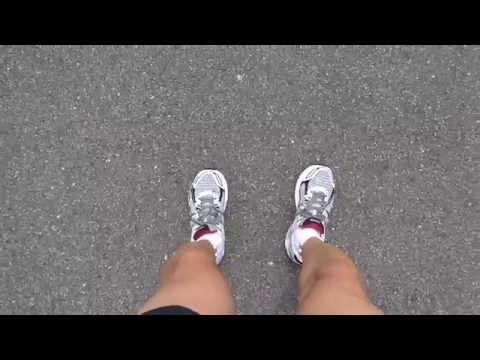 自分目線で足の出方を修正する方法