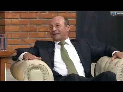 Serviciul Roman De Comedie   2 octombrie 2013 02 10 2013) invitat Traian Basescu