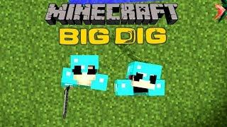 Minecraft: Big Dig #17 - TUNÇ'U UZAYA GETİRDİK!