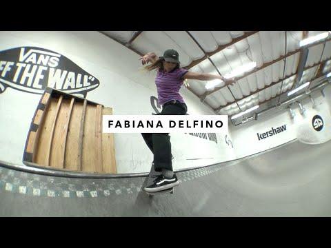 TWS Park: Fabiana Delfino