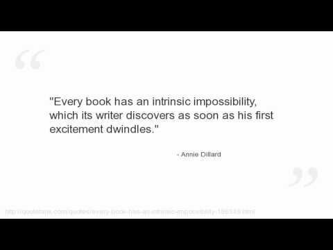 in the jungle by annie dillard An unspoiled place in annie dillard's in the jungle  annie dillard's a pilgrim at tinker creek and kurt vonnegut's slaughterhouse-five - annie.