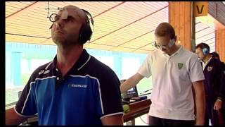 UITS Milano Campionati Italiani Pistola Uomini 50 Metri