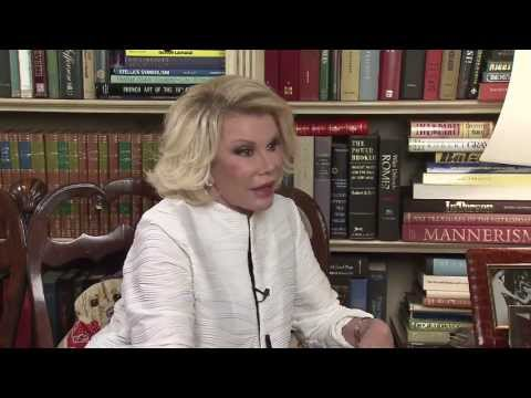 Joan Rivers Interviewed By John Bathke