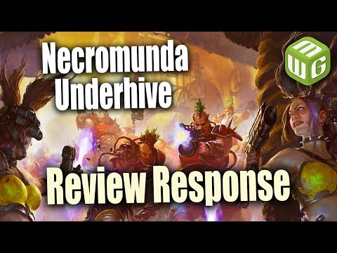 Necromunda  Underhive Review! Response