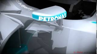 Formula 1®   The Official F1® FRONT Wing Mercedes