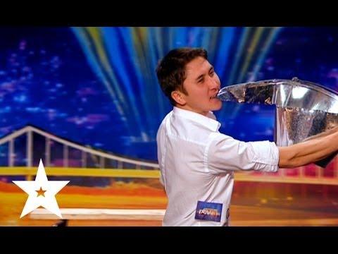 Удивительная сила зубов Азамата - Україна має талант-6 - Кастинг в Харькове