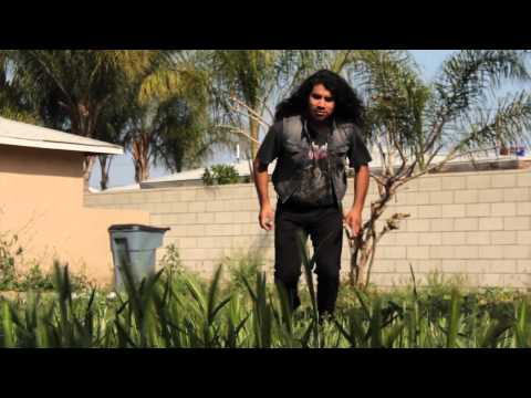 Being Metal While...Gardening.