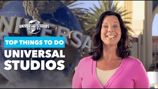 Planning a Trip to Universal Studios Florida