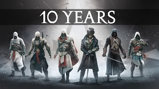 10 Years of Assassin's Creed   Retrospective Tribute
