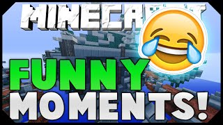 TROLLING PEOPLE, INSANE BOW HIT, EPIC FAILS! ( Hypixel Skywars Funny Moments )