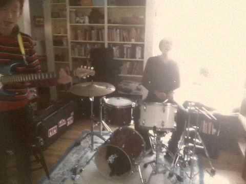Chadwick Stokes - Fall Tour 2011 Rehearsal