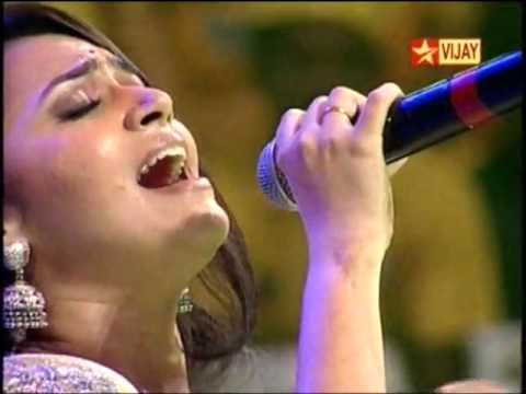 Malavikas Performance on Finals (Super Singer T20)