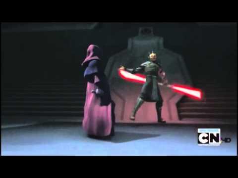 Darth Star Wars The Clone Sidious Vs Maul