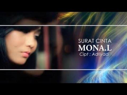MONA L - SURAT CINTA (Official Music Video)