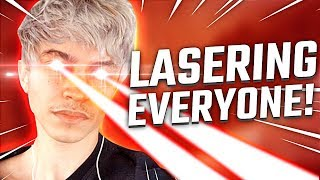 Diegosaurs - LASERING EVERYONE WHO GETS IN MY WAY