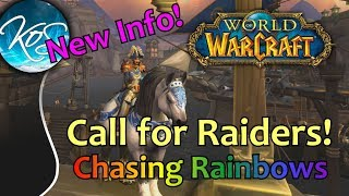 World of Warcraft: CALL FOR RAIDERS - NEW INFO! - Guild, WoW