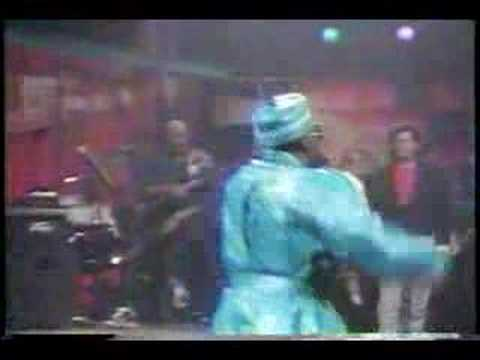Kool Moe Dee - I go to work (Live)