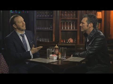 A Few Good Minutes With Donnie Wahlberg, Pop Culture Icon, Musician & TV Star