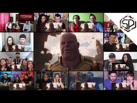 Реакция людей на тизер-трейлер Мстители: Война Бесконечности