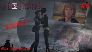"The final decision!! Life Is Strange: Episode 5 ""Polarized"" Part 6/6"