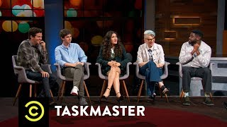 Taskmaster - One Complicated Pizza Order