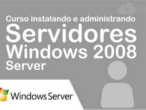 Windows 2008 Server - Área de Trabalho Remota - Acesso Remoto - Aula 6 www.professorramos.com