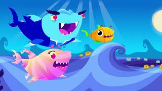 Halloween Songs Baby Shark's Halloween - Halloween Songs - viafive Little Monsters   #Halloween 115