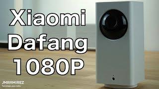 La cámara Xiaomi Dafang 1080P by Gearbest.com