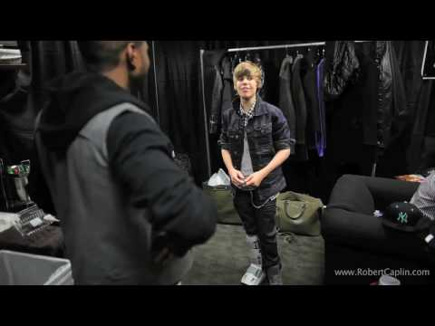 **ORIGINAL HQ* Justin Bieber - All Access NYC w/ Usher by Robert Caplin