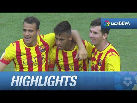 Highlights FC Barcelona (2-0) Athletic Club - HD
