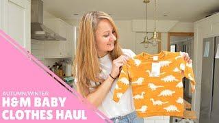 Huge Autumn/Winter H&M Baby Clothes Haul | Oh Hi DIY!