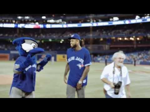 Amir Johnson - The First Pitch