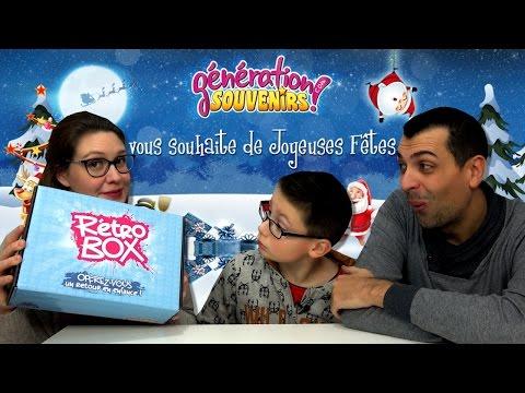 THUG LIFE DE NOEL ! Rétro Box Spéciale Noël + #Concours