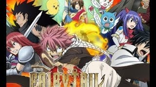 Fairy Tail the Movie: The Phoenix Priestess - Fairy Tail: Priestess of the Phoenix ending full song lyrics