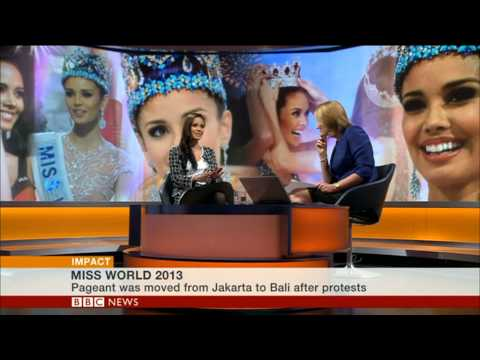 Bbc World Tv: Miss World Talks About Controversies And Flying The Flag For The Philippines video
