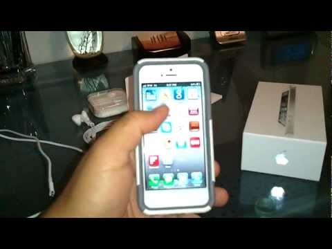 Iphone 5 from straight talk REVIEW