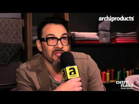 Designer Stefano Spessotto - Milano 2014