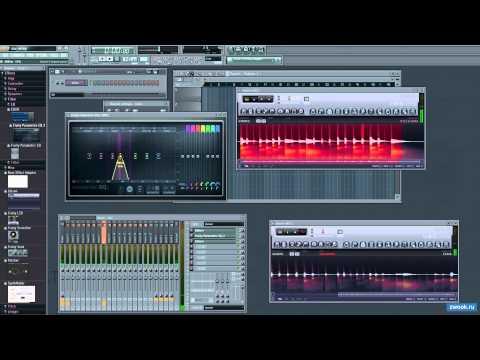 Пишем пэды. Blur mode в FL Studio Edison.