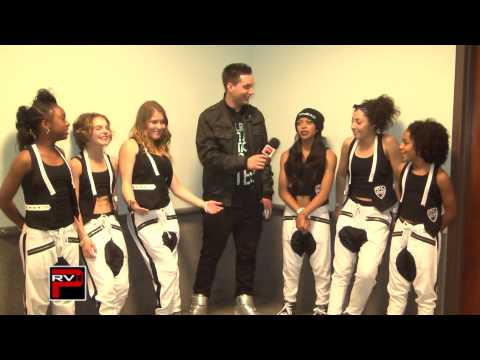 8Flavahz Fan Questions Part 1 at WOD LA 2013