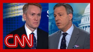 Jake Tapper presses GOP senator: Trump lied