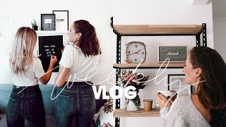 INTERIOR UPDATE, IKEA HAUL & BATHROOM DECLUTTER | Consider Cologne Weekly Vlog