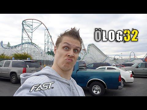 ÖLOG 32 - Six Flags Magic Mountain